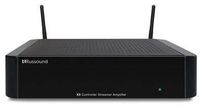 X5-ovládač-streamer